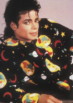 Michael Jackson's shirtitude