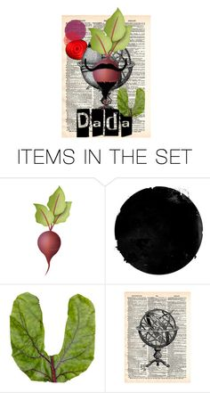 """""""beet"""" by jennifer ❤ liked on Polyvore featuring art"""