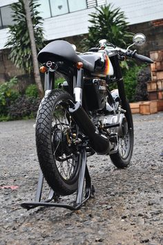 Suzuki A100 By The Katros Garage