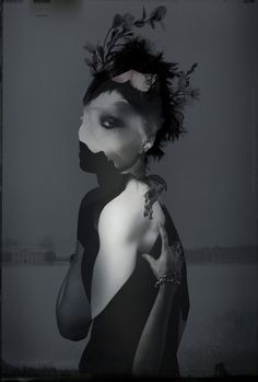Girl with the Dragon Tattoo concept poster by Neil Kellerhouse.
