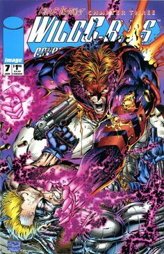Wildcats Gallery: Warblade by Jim Lee! Comic Book Artists, Comic Book Characters, Comic Artist, Comic Books Art, Comic Character, Image Comics, Bd Comics, Star Comics, Book Cover Art