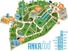 ''ankazoo'' imaginary zoo project by idil keysan, via Behance