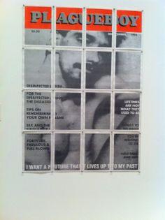 'Plague Boy' 1994. NGV