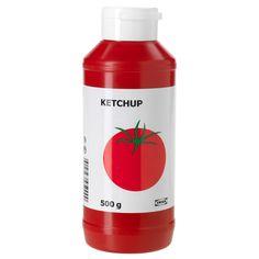 // KETCHUP Tomaten ketchup - IKEA