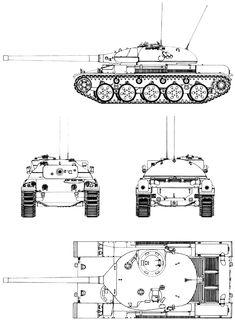AMX-30 blueprint