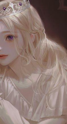 Cool Anime Girl, Pretty Anime Girl, Beautiful Anime Girl, Kawaii Anime Girl, Anime Art Girl, Blonde Anime Girl, Digital Art Anime, Digital Art Girl, Chica Anime Manga