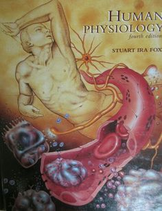 Human Physiology 4th Edition Stuart Ira Fox Hardcover Vintage