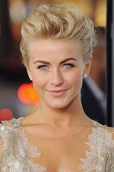 The Best Celebrity Eyebrows - Julianne Hough