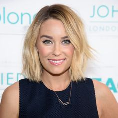 Lauren Conrad Just Revealed the Secret to Her Perfect Beach Waves via Brit + Co.