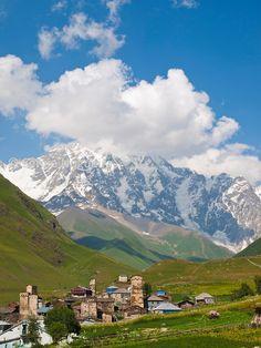 #Ushguli #Svaneti #Georgia