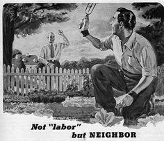 How to Be a Good Neighbor: 9 Old Fashioned Tips for Getting to Know the Folks Next Door (via @Art of Manliness)