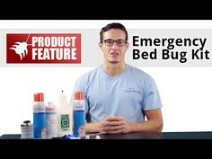 Emergency Bed Bug Kit with Temprid (Bayer) Ready Spray Bed Bug Spray, Bed Bugs, Pints, Pest Control, Step Guide, Bb, Learning, Bottle, Videos