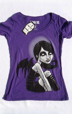 Akumu Ink t-shirt shop