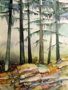 watercolor   # Pinterest++ for iPad #