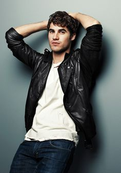 Let's just get you out of that heavy leather jacket, Darren. And that shirt. And those pants....