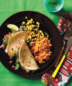 Delicious Mexican dinner party
