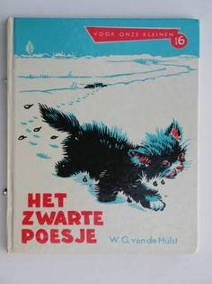 Het zwarte poesje van W.G. van de Hulst