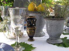 Italienische dekoration zum selbermachen italienisch - Griechische tischdekoration ...