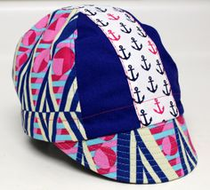 the punky salty sea child cycling cap