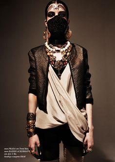 The Fashion Platter | Arabic Styling