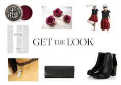 """""""Get the Look"""" by gothicvamperstein ❤ liked on Polyvore featuring J. Furmani, GetTheLook and outfit"""