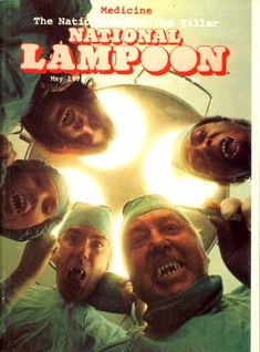 National Lampoon Magazine  # 62 - May 1975 pdf Back Issues Collection  Archives Download DVD Ebay