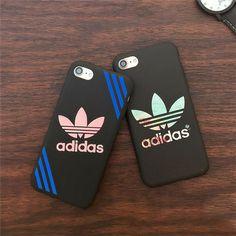 67a072a237 Adidas アディダス iPhone6/7/8 ケース 夜光 iphone8/8plus 保護ケース アイフォン 6 · ハイテクガジェット Iphone ケース