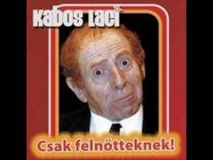Kabos Laci - Potencianövelő - YouTube Baseball Cards, Humor, Music, Funny, Youtube, Musica, Musik, Humour, Moon Moon