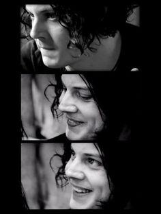 My smile <3 #jackWhite