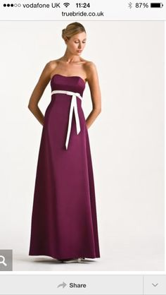 Dresses available off the shelf at Just Bridesmaids!!
