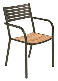 EMU, Segno Teak Arm Chair