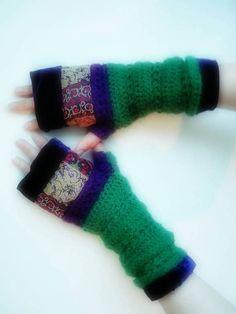 Alpaca Wool, Neck Warmer, Fingerless Gloves, Arm Warmers, Arms, Velvet, Touch, Trending Outfits, Crochet