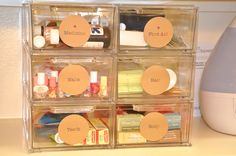 nicely organized - see other tips too