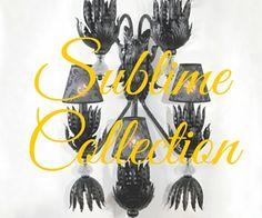 Sublime Collection #bancifirenze #lampadari #moderno #design