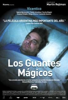 Los guantes mágicos - Afiche