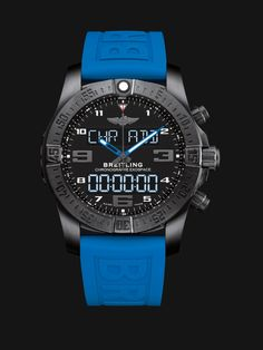Versions - Breitling Exospace B55 - the connected Swiss watch for pilots