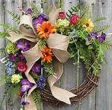 Items similar to Front Door Wreath