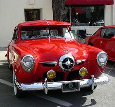 1950 Studebaker Champion #ClassicCars #CTins