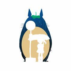 Totoro by BlandStuffTastesNice on deviantART