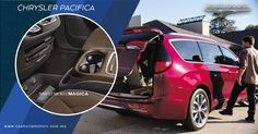 #ChryslerPacifica marca tendencia