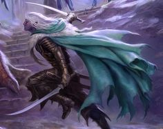 Drizzt was a fighter before he was ever a ranger, you know.