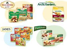 Nouveaux coupons sur les produits surgelés !! - Quebec echantillons gratuits