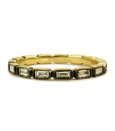 ila & i :: Baguette Eternity Band