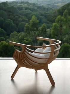 SHELL CHAIR, designed by Marco Sousa Santos for Branca