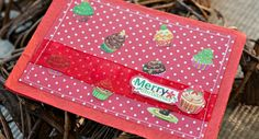 Herkkusuun joulukortti