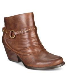 26f6f539b5 Baretraps Rosea Booties - Brown 6.5M Schwarze Hintern, Schuh Stiefel,  Frauenschuhe