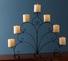 Cambridge Candle Holder | Pottery Barn