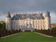 château d'Haroué. Lorraine