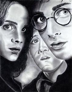 Harry Potter by *OliviasArtwork on deviantART
