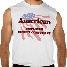American Employee Benefit Consultant Sleeveless Tee T Shirt, Hoodie Sweatshirt